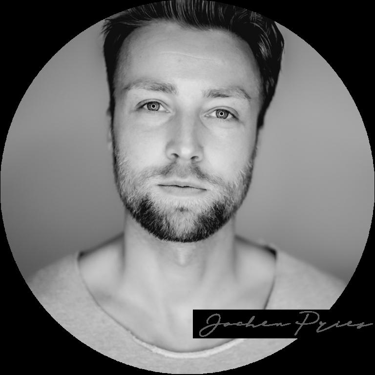 Portrait von Jochen Pries